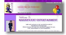 Magnificent Entertainment - Australia's Best Live Entertainment